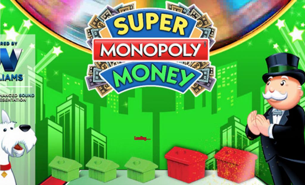 Monopoly Slot Machine Bonus