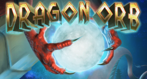 dragon orb slot logo