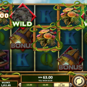 back to venus slot gameplay