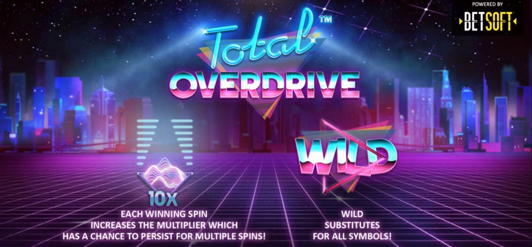 total overdrive slot